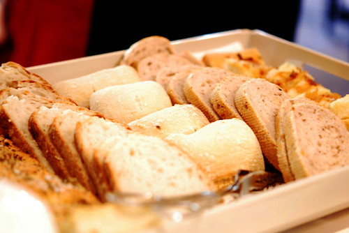 Selection of breads - DSC_1197