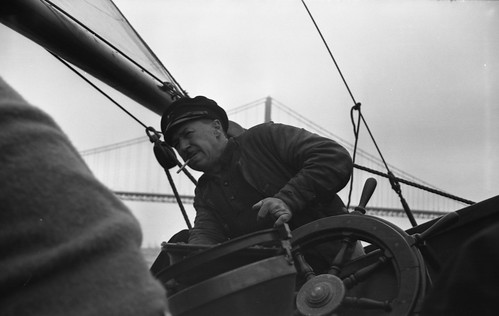 1938 San Francisco Sailing Race