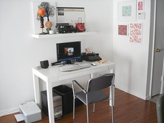 Office Before (jenSdavid109) Tags: nyc home office apartment therapy cure organize apartmenttherapycure atny