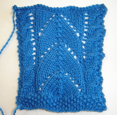 Swatch-scarf
