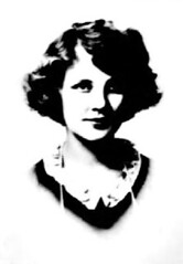 Justine Johnstone 1921 - Passport Photo (puzzlemaster) Tags: hollywood movies passportphoto silentfilms