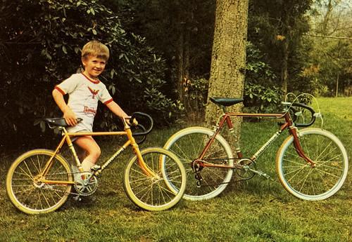 Juvenile racing bike   1   Flandria (Belgium)