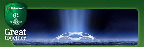 Heineken UEFA Champions Leage - Be Prepared