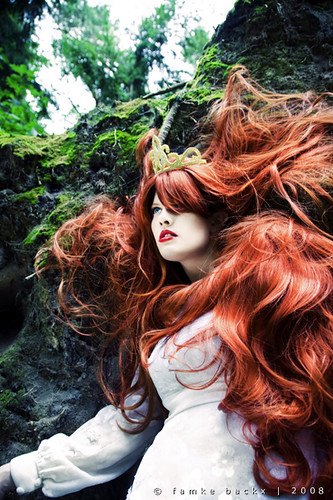 Fire · Red Hair Everywhere