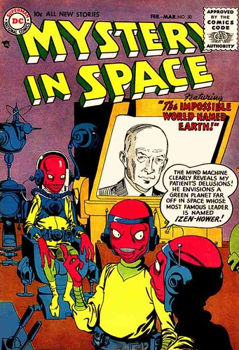 Mystery In Space 30 (1956)