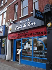 Picture of Rowan's Cafe And Bar, W4 3AG