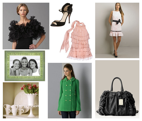 Tuesday Trends: Ruffles