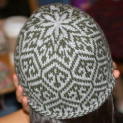 Turkish Pattern Cap