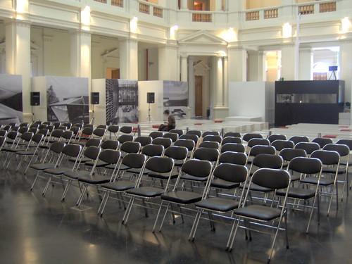 Hall central del MAC