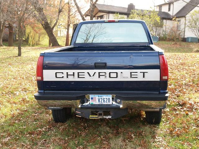 chevrolet 4x4 4wd chevy 350 1994 34 ton 5speed k2500