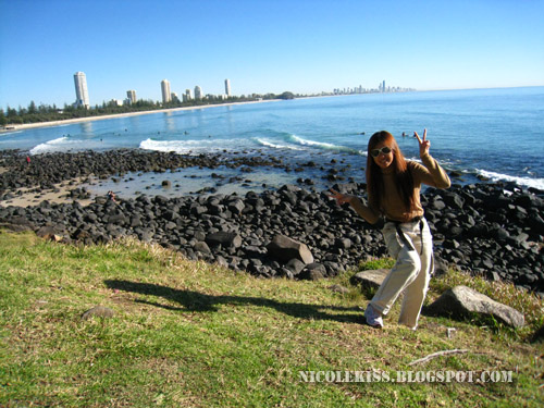 me at gold coast look out point