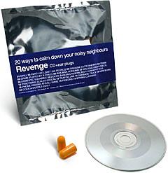 Revenge CD