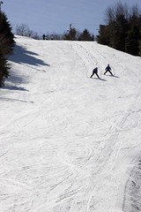 - Blue Mountain PA skiers