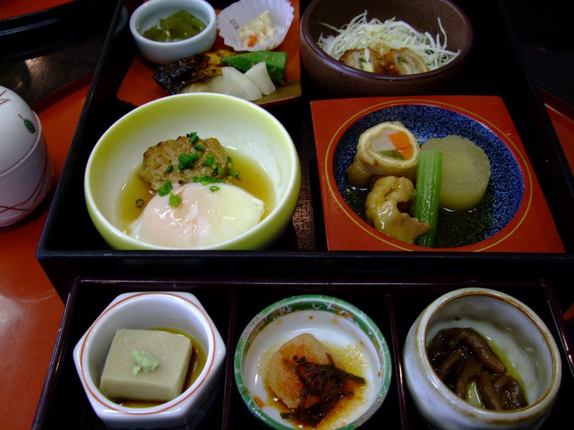 一下飛機的中餐