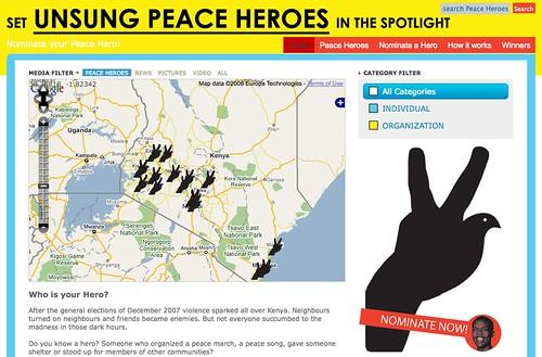 Unsung Peace Heroes in Kenya