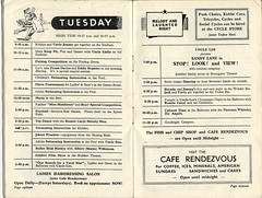 Middleton Tower Brochure 1955 -10 (trainsandstuff) Tags: 1955 vintage map archival brochure holidaycamp kamiya middletontower