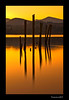 Derwent Water Sunset. (Julian Scott Photography) Tags: uk longexposure sunset england orange lake water reflections nationalpark lakedistrict cumbria derwentwater posts reflexions lightroom nikond200 bej ubej prideofengland