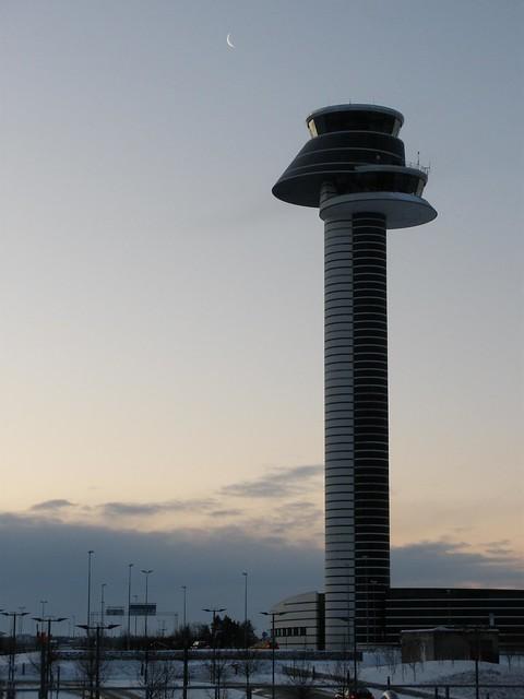 Arlanda dawn