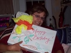 Happy Birthday MOm!!