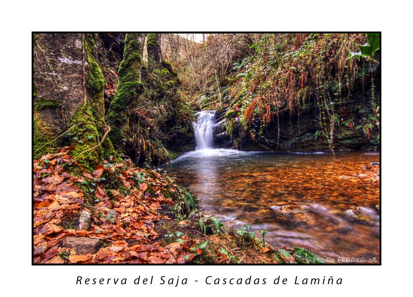 Cascadas de Lamiña 01