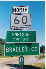 Tennessee State Line