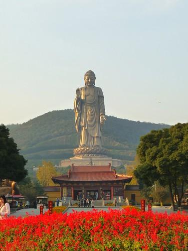Lingshan giant buddha Wuxi