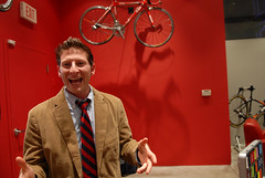 Opening night at Custom Bicycles of Portland-14