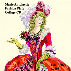 New Marie CD: Fashion Plates Only!