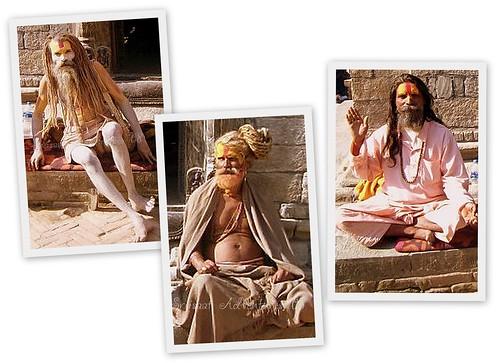 sadhus of nepal