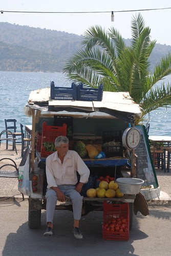Fruit man Astakos