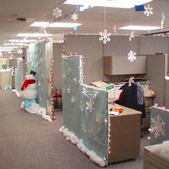 3095881854 ff2f862617 Decoração de Natal: decoração para escritório e local de trabalho
