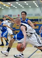 Первый баскетбольный матч в этом году!