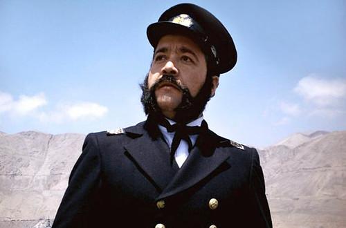 Roberto Prieto Vega como Miguel Grau