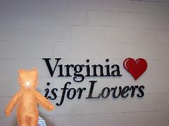 Virginia...check!