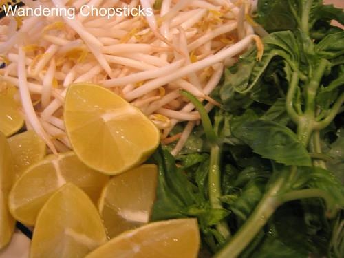 Pho Bo (Vietnamese Beef Noodle Soup) 5