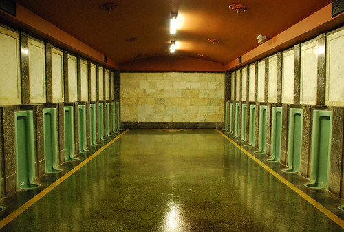 Los Angeles Theatre Men's Room