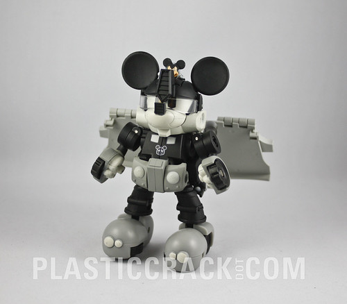 TakaraTomy Disney Label Mickey Prime (Black & White Version)