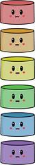 Stumps (Spok-spok) Tags: urban cute smile fun toy happy design cool soft sweet sweden designer vinyl swedish plush softie cuddly kawaii plushie giggling spok designertoy designerplush spoks spokspok