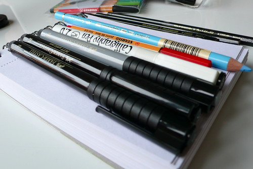 Tools for Sketching