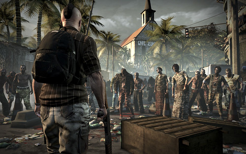Dead Island Weapons Crafting and Location Guide