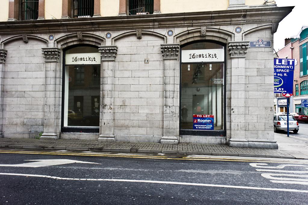 Limerick - Urban Depression (Ellen Street)