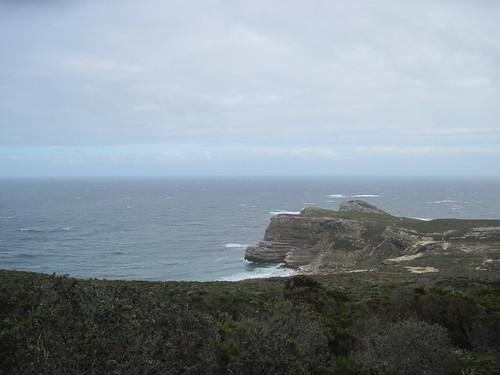 Cape of Good Hope in Distance