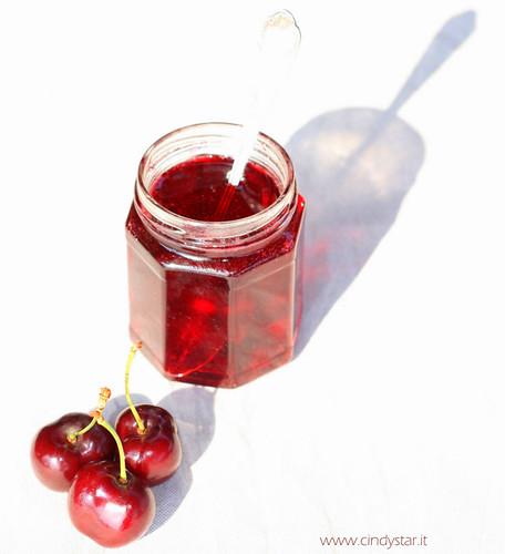 semigelatina di ciliegie