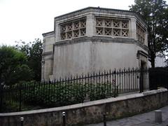 L'ancien réservoir