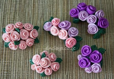 bros bunga ungu pink