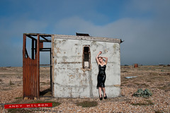 PVC (AndyWilson) Tags: kent model sony dungeness shack alpha ruraldecay charlene pvc annsummers a700 18250 charlye