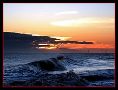 NORTH SEA SUNRISE 2 (Norfolkboy1) Tags: england sunrise artistic expression norfolk northsea wintertononsea blueribbonwinner artisticexpression nordzee superbmasterpiece