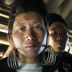 Wondering Chi (NaPix -- (Time out)) Tags: earings newyear vietnam sapa hmong megashot napix