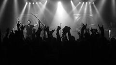finger 11 (Pat Z) Tags: blackandwhite vancouver concert f11 finger11 fingereleven
