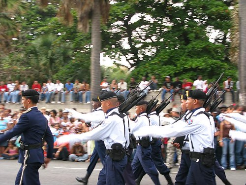 Desfile De Independencia Dominicano